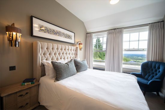 The Cottage in the Wood Hotel_Bed
