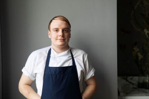 Dan Merriman, Sous Chef at Cottage in the Wood