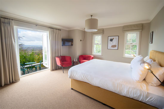 The Cottage in the Wood Hotel_Bedroom View