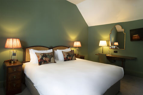 The Cottage in the Wood Hotel_Relax_Bed