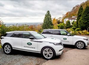 A Land rover experience