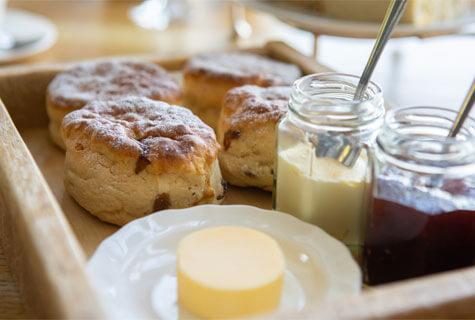Afternoon Tea in Malvern