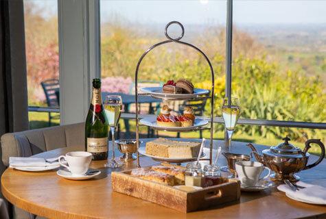 Top 5 afternoon tea in Malvern