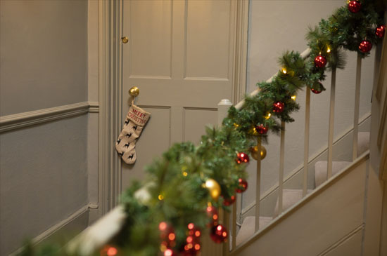 Stairway to Christmas